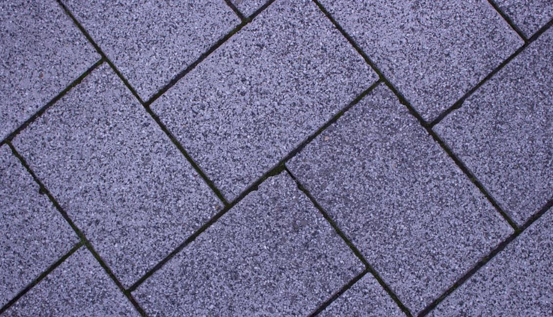 kámen na terase