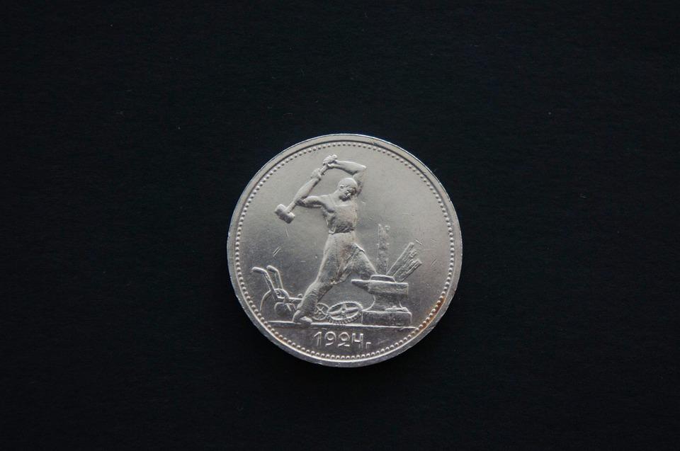ruská mince